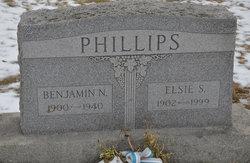 Elsie <i>Kinsinger</i> Phillips