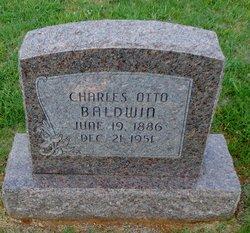 Charles Otto Baldwin