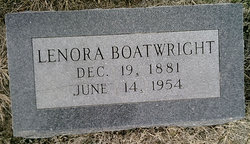 Lenora <i>Gunn</i> Boatwright