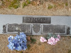 Anna Elizabeth <i>McCormick</i> Benson