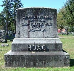 Albert Allan Hoag