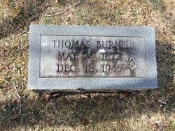 Thomas Burnfin