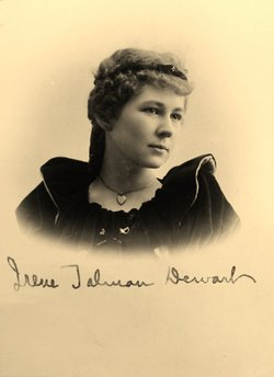 Sarah Irene <i>Talman</i> Dewart