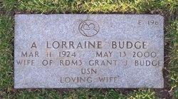 Anna Lorraine Budge