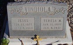 Teresa <i>Martinez</i> Vindiola