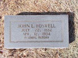 John Lee Boswell