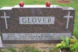 Agnes <i>Greiner</i> Glover