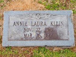 Annie Laura <i>McKnight</i> Klein
