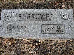 Ada M Burrowes