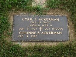 Cyril Adrian Ackerman