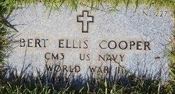 Bert Ellis Cooper