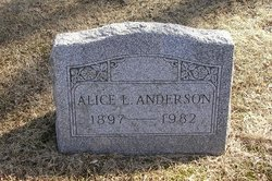 Alice L. <i>Nevers</i> Anderson