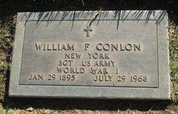 William Francis Conlon