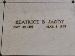 Beatrice <i>Bruley</i> Jagot