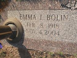 Emma Lorene <i>Agee</i> Bolin
