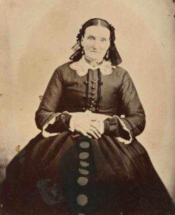 Johanne Marie <i>Larsen</i> Anderson