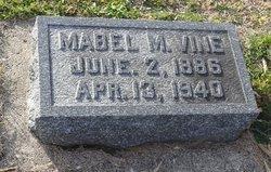 Mabel Marion <i>Crabbe</i> Vine