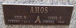 Fred W. Amos