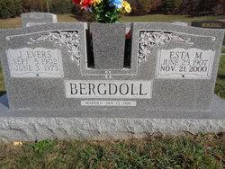 Esta Margaret <i>Weese</i> Bergdoll