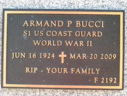 Armand P Bucci