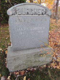Pvt Abraham Burgher