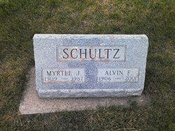 Myrtle J Schultz