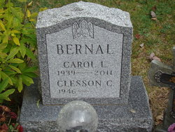 Carol Lee <i>Swazey</i> Bernal
