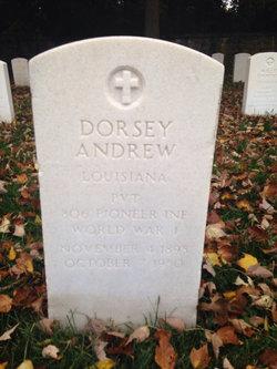 Dorsey Andrew
