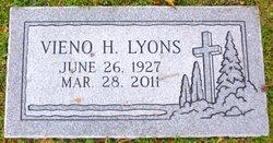 Vieno H. <i>Ahola</i> Lyons