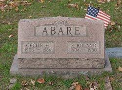 Edward Roland Abare