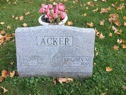 Virginia M. Acker