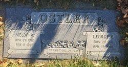 George Alma Ostler