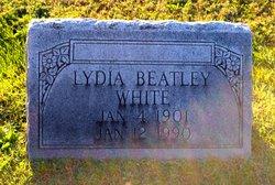 Lydia <i>Beatley</i> White