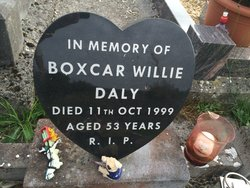 William Boxcar Daly