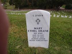Mary Ethel <i>Drane</i> Anderson