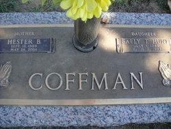 Hester B. <i>Hanks</i> Coffman