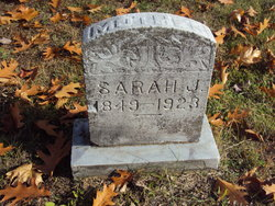 Sarah J. <i>Pasmore</i> Campbell