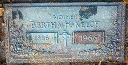 Bertha Henrietta <i>Gustaves</i> Kelch