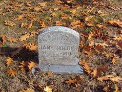 Sarah Jane <i>Vanevery/Pasmore</i> Holder