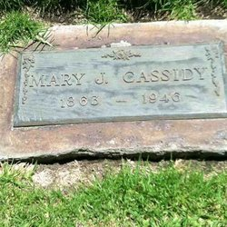 Mary Jane <i>Callis</i> Cassidy