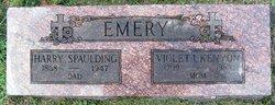 Violet Irene <i>Emery</i> Kenyon