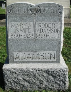 Mary Alice <i>Huddlestun</i> Adamson