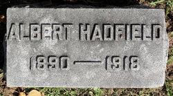 Albert Hadfield