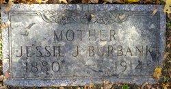 Jessie J <i>Larke</i> Burbank