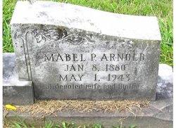 Mabel P <i>Dykes</i> Arnold