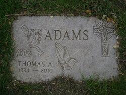 Thomas Anthony Adams