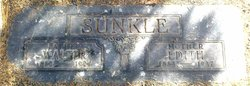 Walter L. Sunkle
