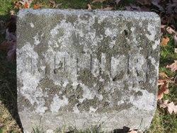 Delia A. <i>Parker</i> Lazarus