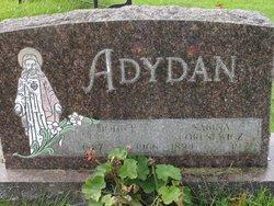 John Edward Adydan