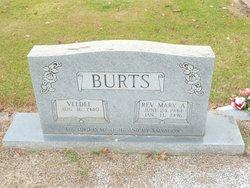 Rev Mary A Burts